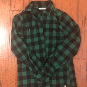 Woolrich buffalo plaid flannel  shirt